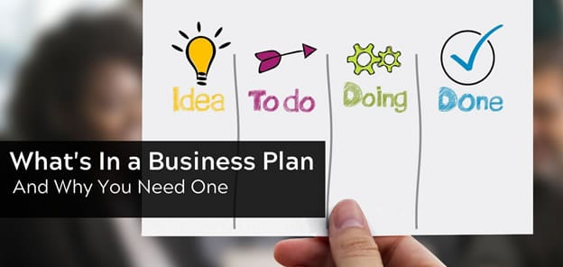 What's In a Business Plan?